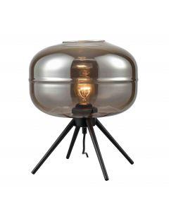 Lampe moderne à poser TASSIA en verre fumé chrome-1-image-HK190124