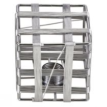 Diffuseur REMIX argent en métal