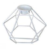 Spot tête filaire gamme REMIX en métal blanc