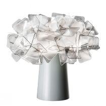 SLAMP - Lampe design CLIZIA fumée en polycarbonate