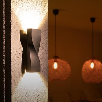 Éclairage extérieur LED Image