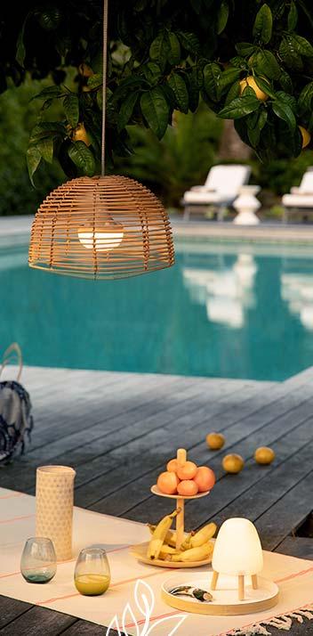 Lampe extérieur Image