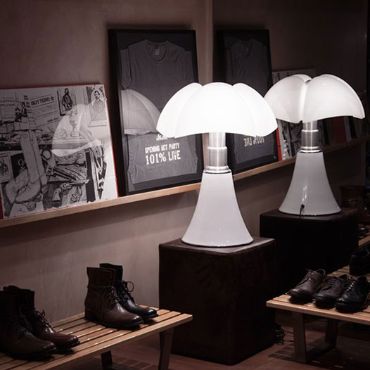 Martinelli Luce, design essentiel et esprit novateur